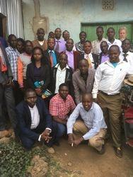 Graduates in Meru