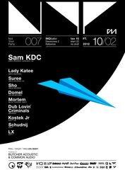 2012.02.10 - NYP with SAM KDC - Inqubator @ Katowice