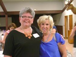 Joan and Denia Phipps