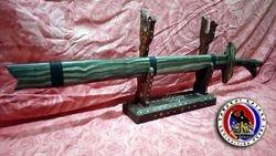 Ramon Atayde's Custom Made Kampilan