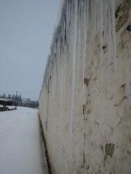 Jan 10, icecles