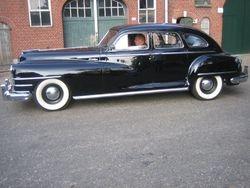 Chrysler New Yorker, BJ 1947