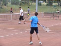 Junior Tennis Champ