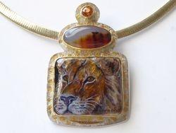 Lion of Kenya - SOLD