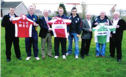 Hand-Over of new Jersies