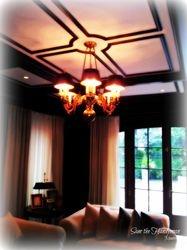 Livingroom Lighting fixture installation
