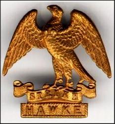 Battalion Badge. c1915.
