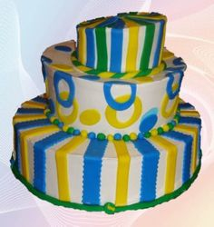 Occasion Cakes 11