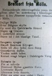 Hotell Molleberg 1893