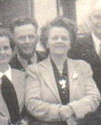 Percy Dunn and sister Katy Dunn