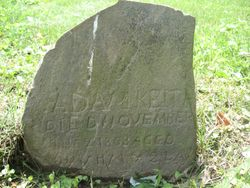 Adam Keith, died 1808