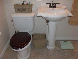 Bathroom Remodel- Pedestal Sink