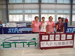 femals champions