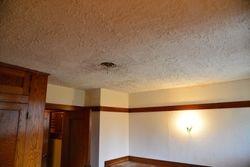 Ceiling before repair - Room 1
