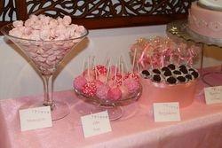 Pink Princess Table
