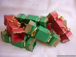 Mini Cracker/Bon Bon Boxes