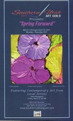 Spring Forward Poster