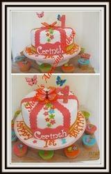 CAKE 58A2 - Butterflies Galore