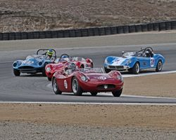 1955-1961 Sports Racing Cars under 2000cc
