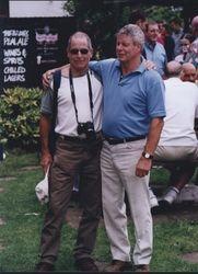Peter and Jon Cortez