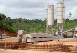 Ibadan Precast Warehouse - NIGERIA