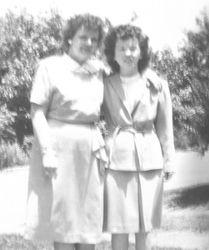 Kyde Minerva Dunn and Iola Dee Taylor