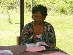Author Patricia Neely Dorsey