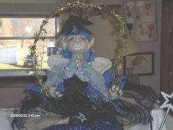 Luna Cobalta spaced out faery