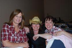 Denise, Linda & Carol