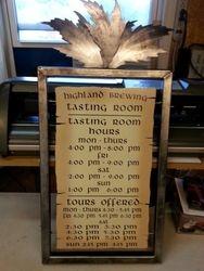 Custom Metal Sign
