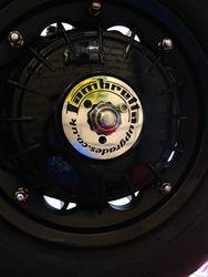 Orgies rear hub lock ring
