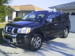 Pat S.----------Nissan Armada