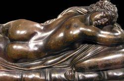 Susini, Hermaphroditus Sleeping, 1639, Met