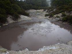 Graphite and Crude Oil lake!