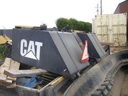 """""""C"""" Model Fuel & Hyd. Tank"""