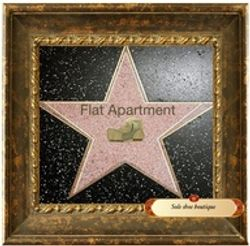 Flat Apartment Hall Of Fame Star
