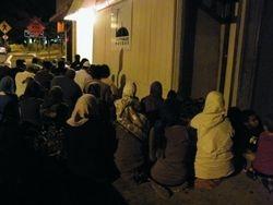 Tarawih Prayer on Laylat al-Qadr