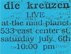 1991-07-06 MadPlanet, Milwaukee, WI