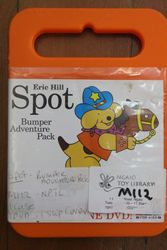 Spot. Bumper adventure pack DVD