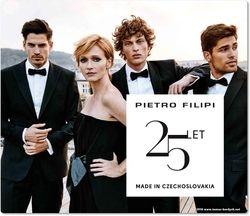 The Pietro Filipi brand celebrated its 25th anniversary