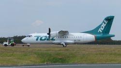 ATR42-300 VH-TOQ