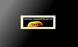 Logo/ Virtain taksiautoilijat ry