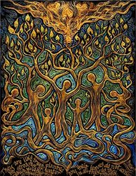 In the Image of the Tree of Life