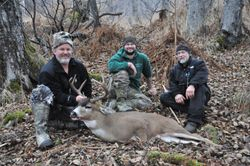 Mike Gleason's buck.
