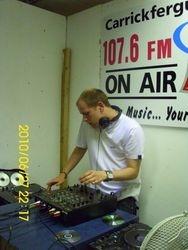 Brett Kidd Mixing