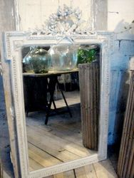 #14/046 Mirror Napoleon III SOLD