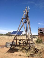 Install in Conchas, NM