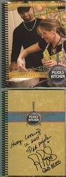 Albert Pujols and Deidre Pujols Signed Cookbook
