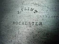J Flint saw logo Rochester NY