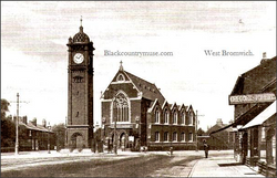 West Bromwich, Staffs.